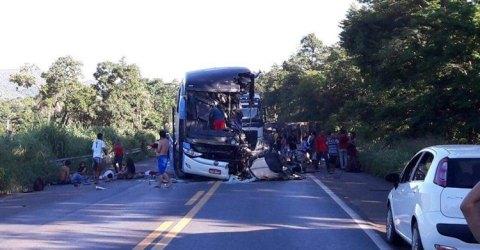 Resultado de imagem para Tragédia com ônibus do Guanabara que saiu de Cajazeiras é destaque no Jornal Nacional da Globo