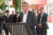 Lindolfo Pires participa de inauguração da nova unidade do Senai