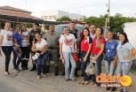 Campanha realizada em São Bento (foto: DS)