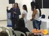 Dr Ronaldo ministrou palestras na FSM em Cajazeiras