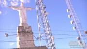 Homem foi encontrado morto em uma das antenas do Cristo Rei