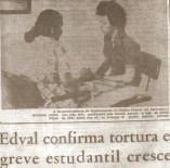 A mãe de Cajá saiu de Bonito de Santa Fé e foi para o Recife ver o filho na prisão