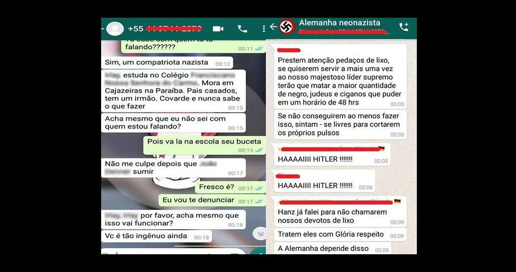 Escola Emite Nota De Esclarecimento Sobre Grupo De Whatsapp