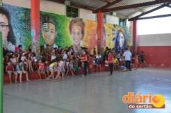 Em Patos, a ONG Operação Resgate, atende crianças e adolescentes