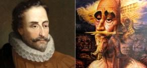 Miguel de Cervantes y Don Quijote