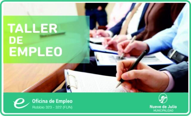 TALLER DE EMPLEO
