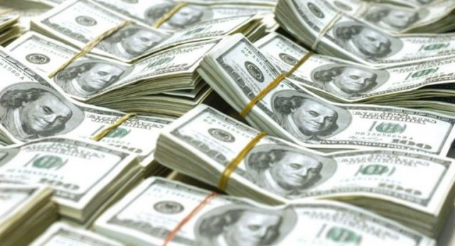 dinero dolar