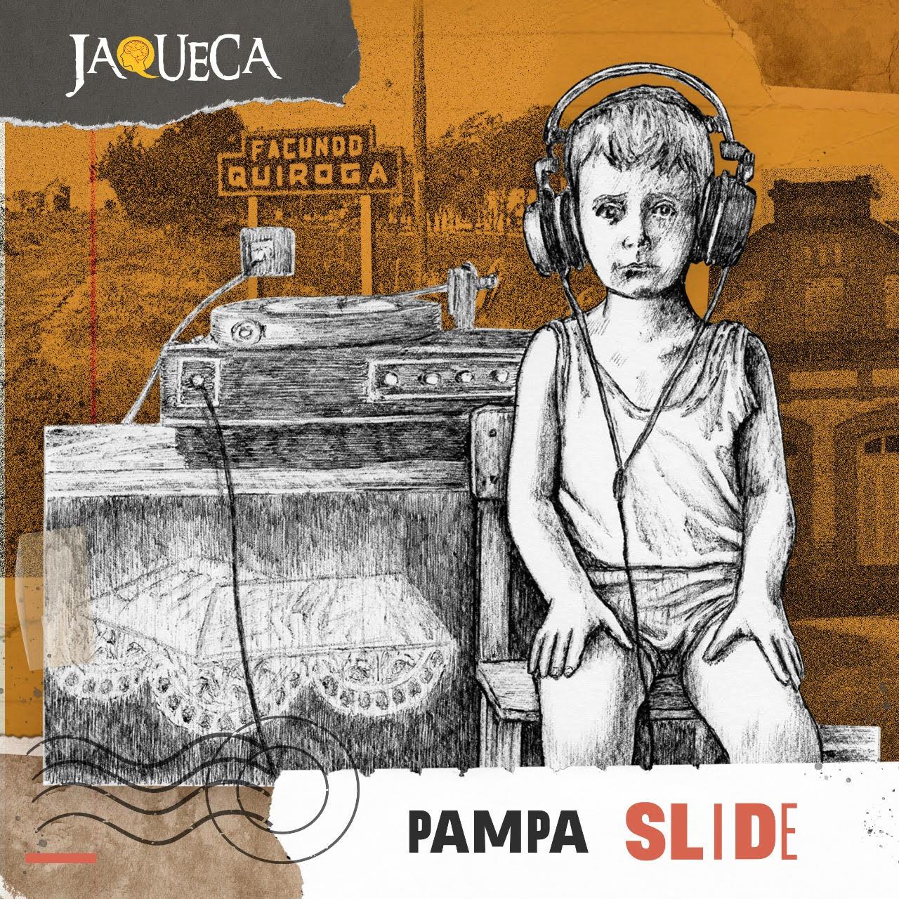 Resultado de imagen para Jaqueca lanzó su sexto disco: «Pampa Slide»