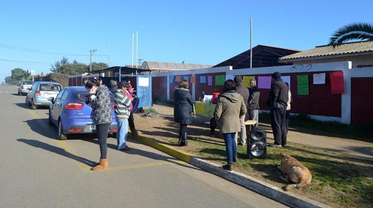 Resultado de imagen para municipalidad pueblo de viudas chile