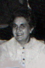 Olga Maturana Espinoza.