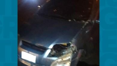 Photo of Hombre resultó lesionado al colisionar su vehículo contra un poste