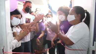 Photo of Luis Marcano inauguró Centro Comunal de la Mujer en Sotillo