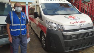 Photo of Cruz Roja de El Tigre recibe nueva ambulancia