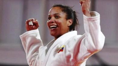 Photo of Judoca Elvismar Rodríguez consiguió su boleto a Tokio