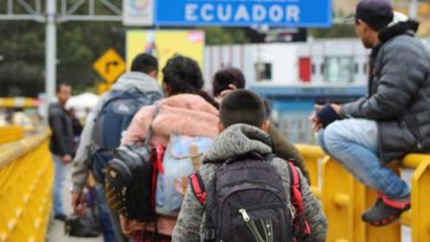 Photo of Acnur acompañará regularización e inclusión de venezolanos en Ecuador