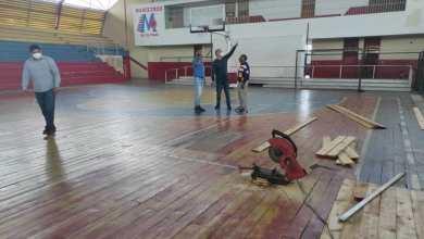 Photo of Raydan inició reparación del gimnasio cubierto