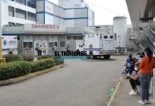 Photo of Dos fallecidos y tres ingresos en Sala Covid del Hospital de El Tigre