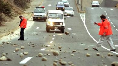 Photo of Sismo de magnitud 6 deja un muerto y daños en 13 distritos de Lima