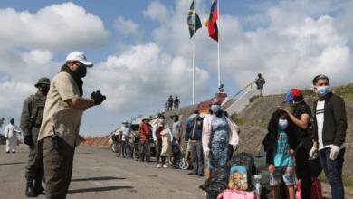 Photo of 132.500 venezolanos solicitaron refugio en Brasil entre 2018 y 2020