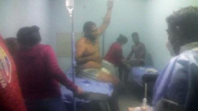 Photo of Herido de gravedad dejó incendio y posterior accidente en la vía El Tigre-Cantaura
