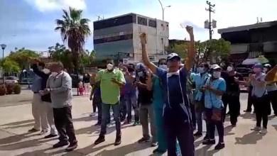 Photo of Gremios de la salud mantienen exigencia de liberación de la enfermera Ada Macuare
