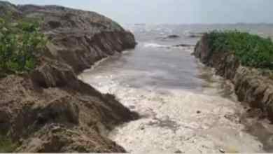 Photo of Autoridades reportan disminución del afluente del río Neverí