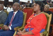 Photo of Viuda del asesinado presidente de Haití acusa a la guardia de seguridad