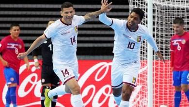 Photo of Venezuela avanza a los octavos de final en el Mundial de Futsal