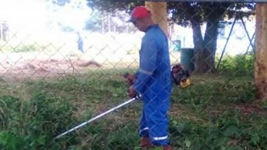 Photo of Vecinos de San Diego de Cabrutica realizaron jornadas de limpieza en escuela