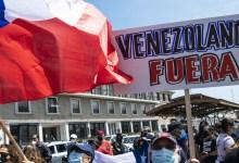 Photo of UNICEF preocupada por situación de migrantes venezolanos en Chile