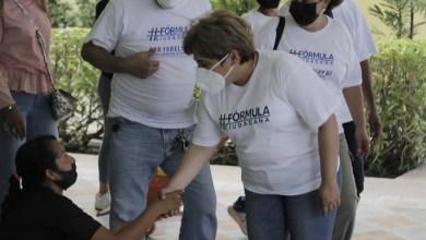 """Photo of Ysbelsy Hernández: """"Aún estamos a tiempo para lograr la Unidad Ciudadana"""""""