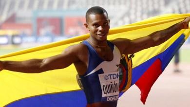 Photo of Atleta olímpico Alex Quiñónez fue asesinado en Ecuador