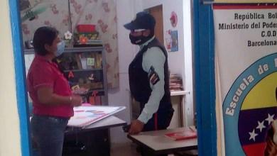 Photo of Funcionarios de Polibolívar despliegan operativos de seguridad en escuelas de Barcelona