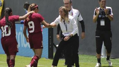 Photo of La Vinotinto femenina goleó a Ecuador en un duelo amistoso