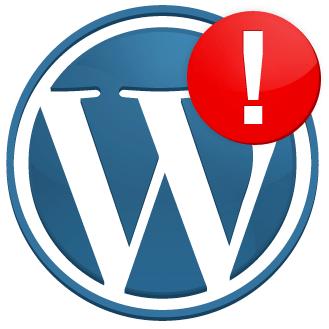 5 posibles problemas a la hora de instalar un blog con WordPress