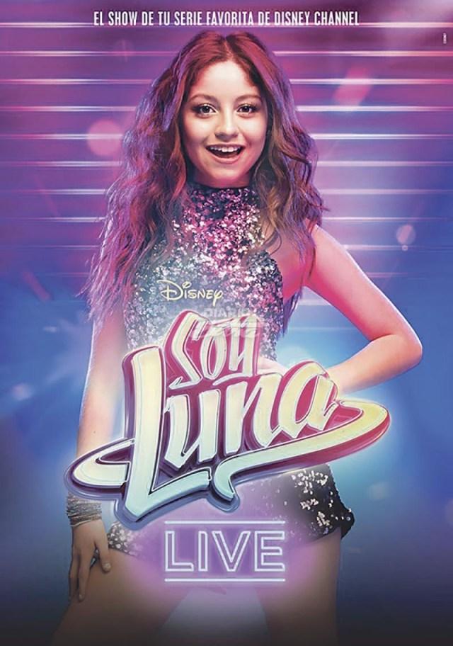 Disney Soy Luna - Shefalitayal