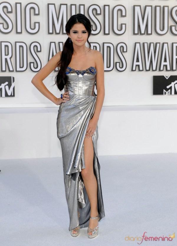 MTV Video Music Awards 2010 con Selena Gomez