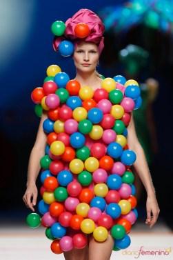 Resultat d'imatges de vestido pelotas