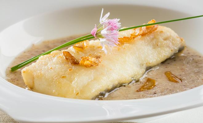 Recetas de platos principales para Navidad: bacalao