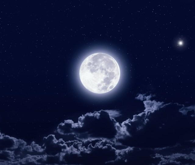Que Significa Sonar Con La Luna Llena