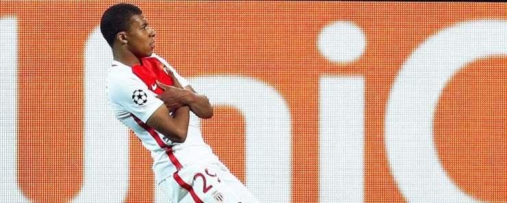 Fotografía: Mbappé traiciona al Real Madrid
