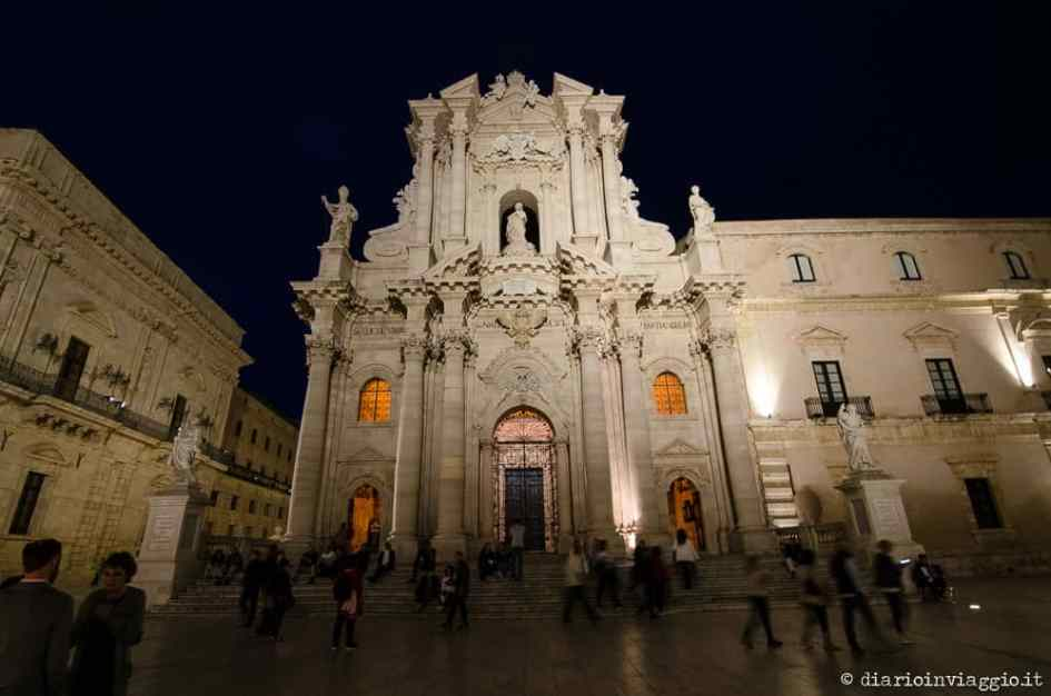 Ortigia Sicily Cathedral