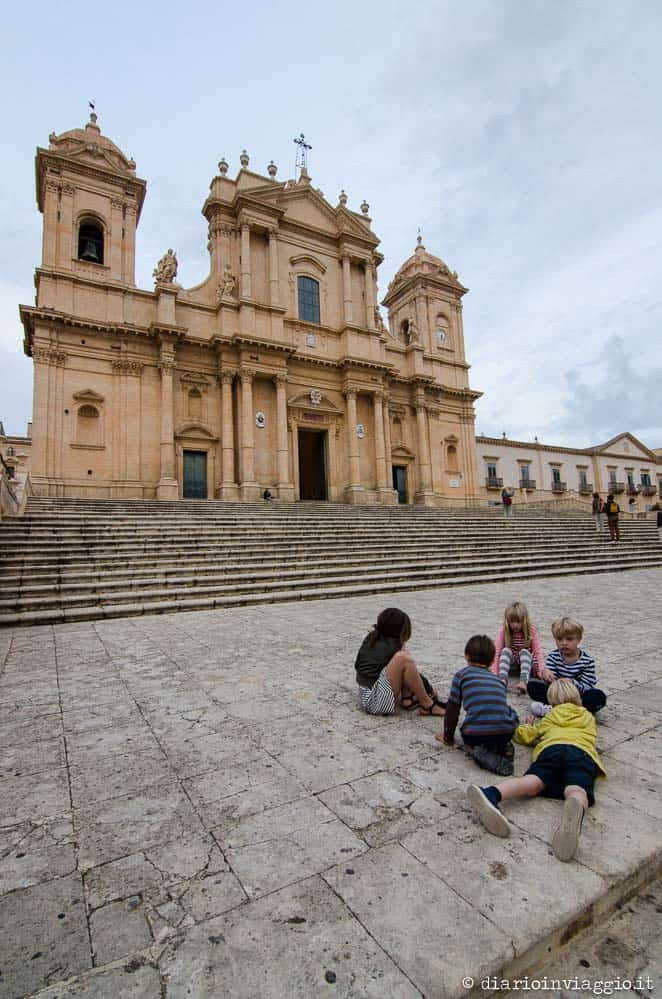 Noto Sicily Cathedral