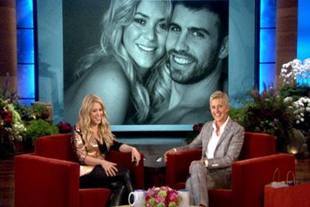 La cantante Shakira sigue revelando datos acerca de su maternidad