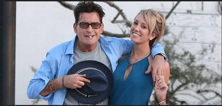 Sheen tendrá que armarse de paciencia a la hora de planificar su ansiada boda con la actriz Brett Rossi