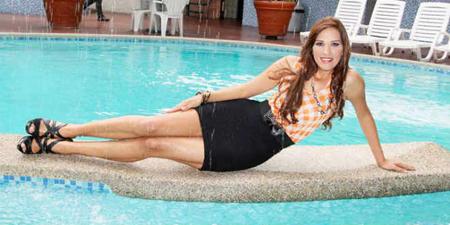Su mayor sueño era ser Miss Venezuela y representar al estado Aragua, por lo que colocó todas las energías en su preparación para dicho evento