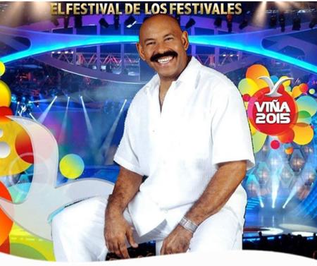 El cantante venezolano Oscar D' León será parte de la lista de estrellas que participarán en el Festival Viña del Mar 2015