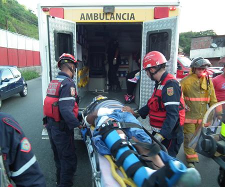 Víctor Lira recomendó  prudencia al momento de  conducir
