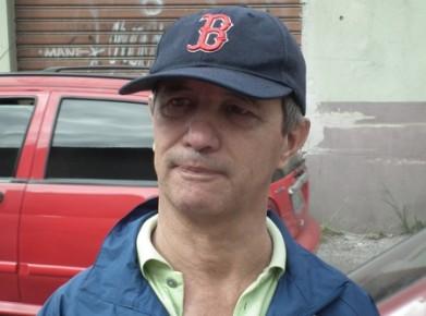 Vásquez denunció el pésimo servicio del transporte que trabaja en la ruta de Alberto Ravell