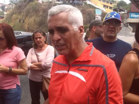 """Largo: """"Estamos exigiendo un derecho como venezolanos"""""""
